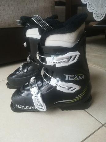 Buty narciarskie Salomon Team T3 czarne r. 23