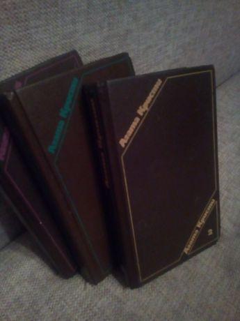 3 томи Агати Крісті