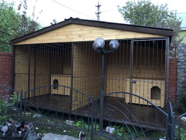 Вольеры для собак, птичники, инвентарные, хоз.постройки,бытовки, будки