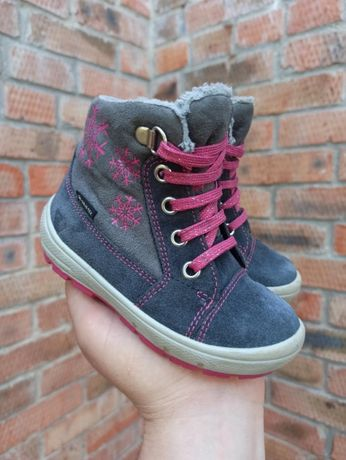 Зимние ботинки Superfit Gore-Tex Размер 23 (15 см.)