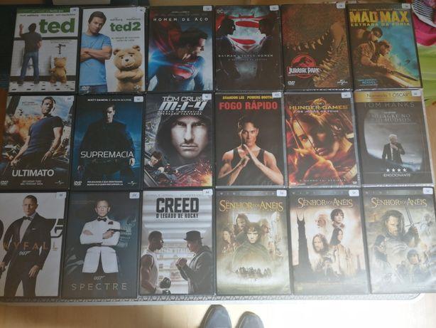 Filmes Dvd Acção Grandes Títulos.