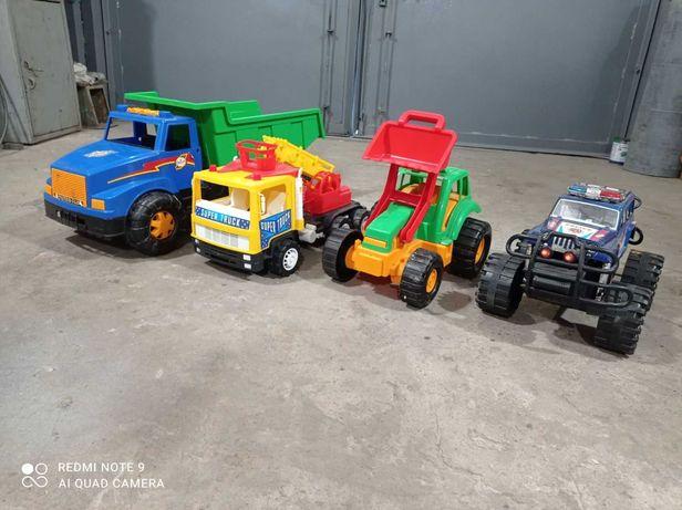 Продам Игрушки, Большая грузовая машина