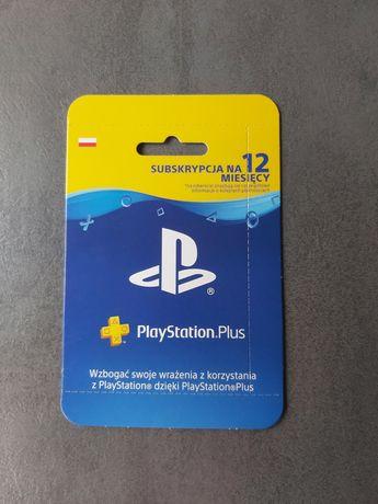 Sub 12 miesięcy PS4 / PS5