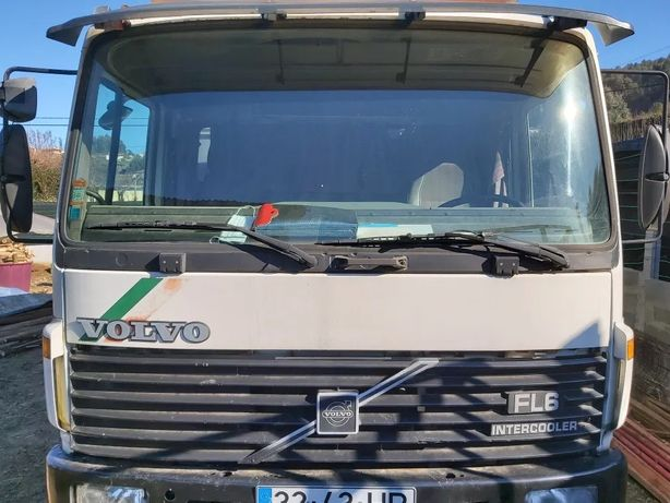 Volvo fl6 15 pesado melhor oferta