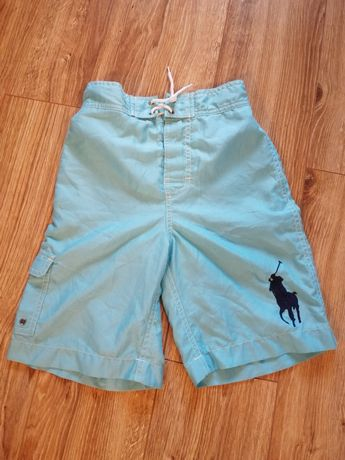 spodenki plaża, basen Polo Ralph Lauren 6-7 lat