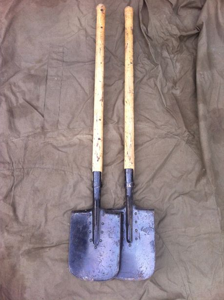 лопата саперная ссср