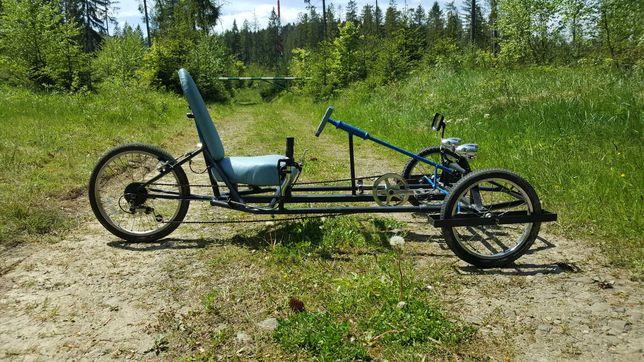 Rower trójkołowy    Trójkołowiec   Gokart