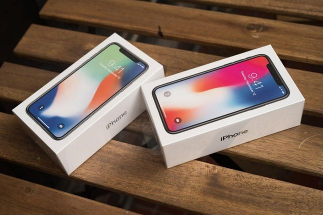 Новый AppIe iPhone X 64gb • NEVERLOCK • Гарантия 7 8 XR XS MAX Dark