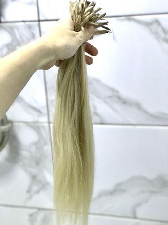 Продам натуральный славянский и европейский волос 41см
