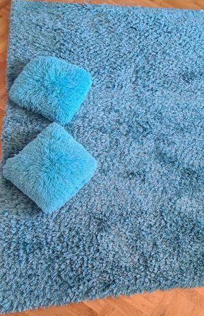 Sprzedam dywan + poduszki