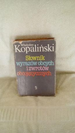 Słownik wyrazów obcych i zwrotów obcojęzycznych
