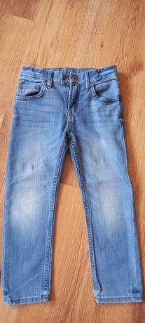Spodnie chłopięce 110