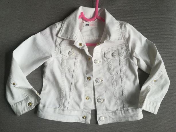 H&M kurtka dżinsowa roz.104