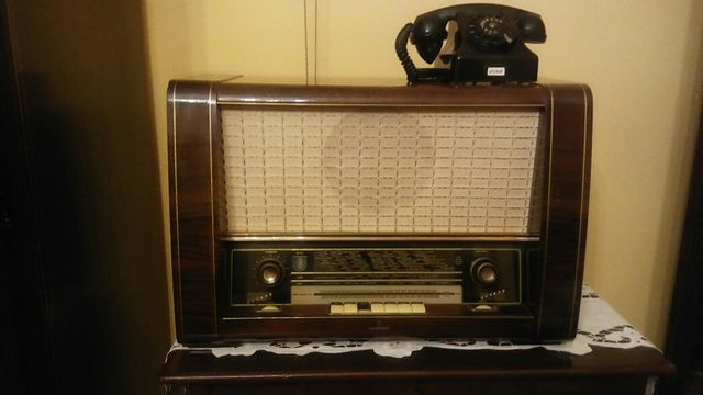 Radio lampowe Siemens