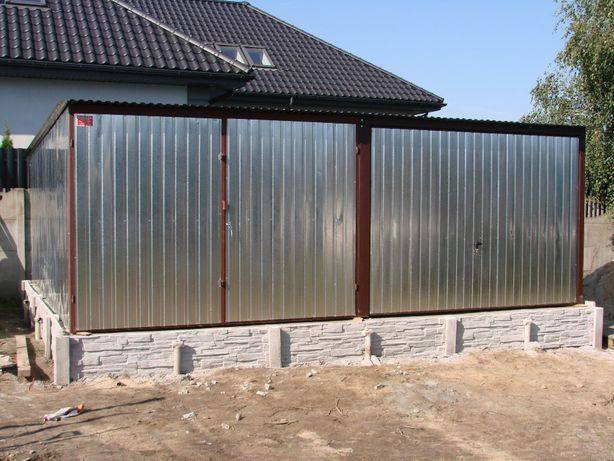Garaz/garaze 6x5 Piotrków,Tomaszów,Łódź,Radomsko,Sieradz,Wieluń