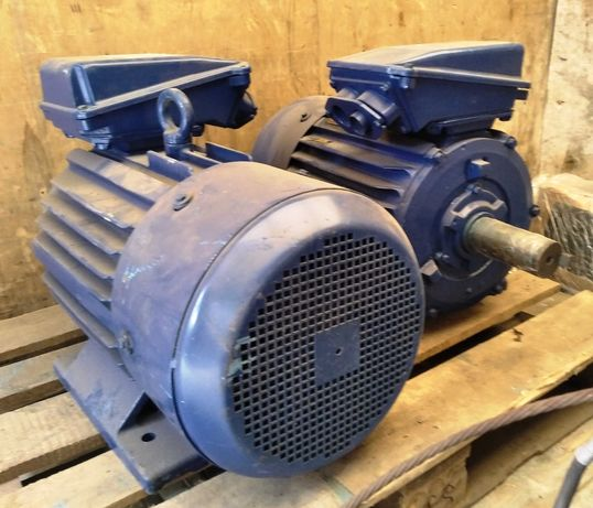 Электродвигатель 45 кВт 3000 об. 380/660 Вольт електродвигун 4АМУ200L2