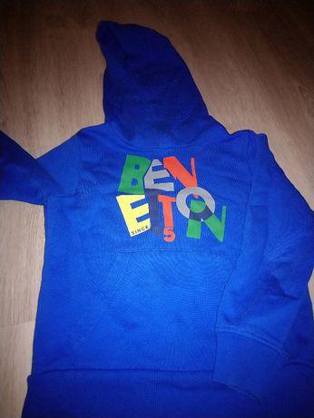 Bluza Benetton rozm. 120 cm
