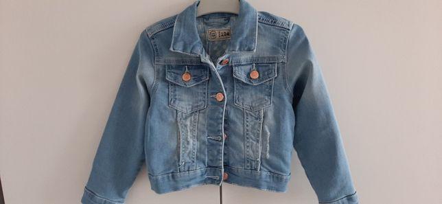 NOWA Kurteczka jeansowa dla dziewczynki
