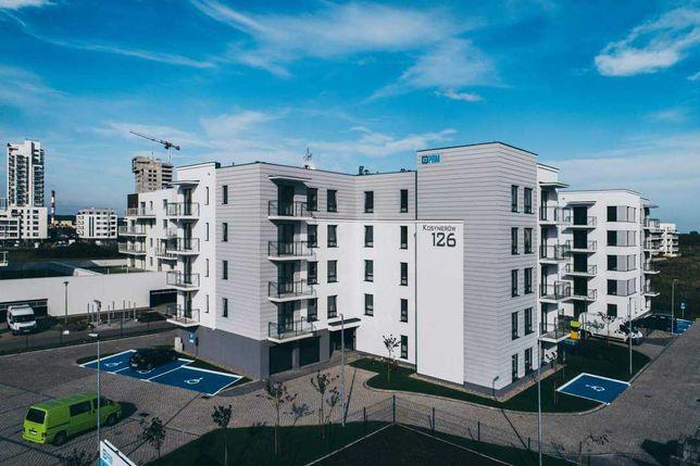Rumia Kosynierów apartament marengo z widokiem na aquapark 66,07 m2