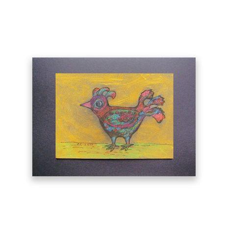 ładny rysunek z ptaszkiem, ptaszek obrazek a4, grafika z ptaszkiem a4