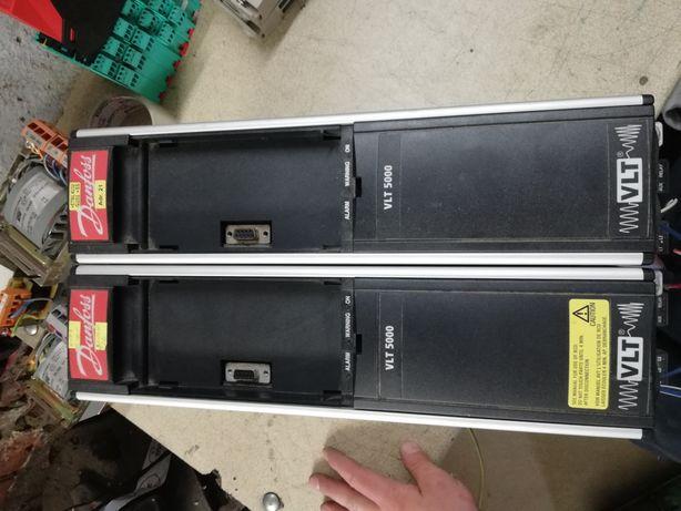 Używane falowniki Danfoss vlt 5000