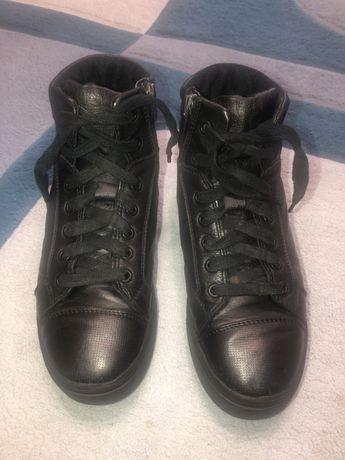 Ботинки зинмие сапоги