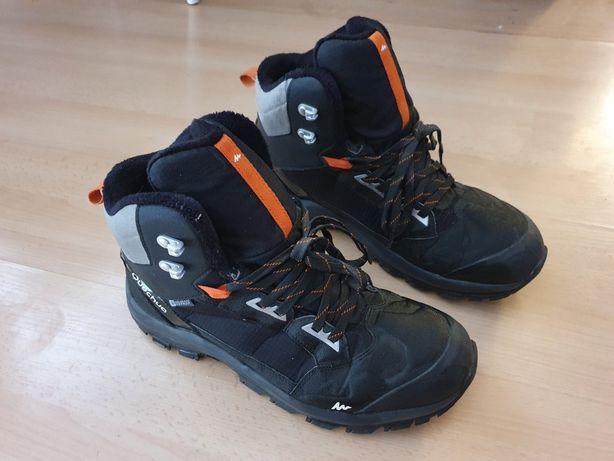 Buty zimowe trekkingowe Queuchua r. 44