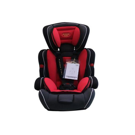 Samochodowy Fotelik Dziecięcy Cosmo # 9-36 kg # Rośnie z Dzieckiem #