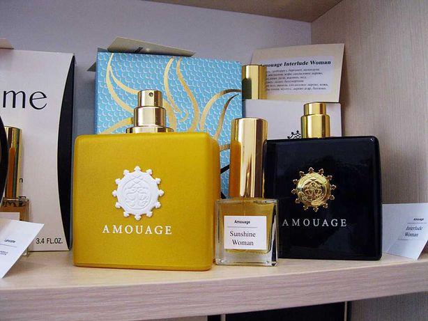 Montale Etat Zarkoperfume Amouage ExNihilo Burberry от 2 мл