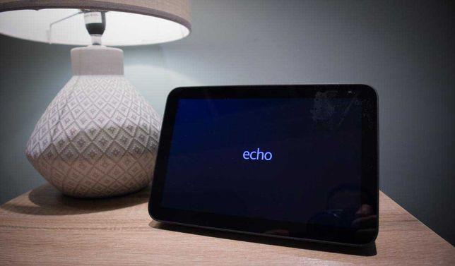 Novo! Envio grátis! Echo show 8 Amazon alexa. Oferta de lâmpada inteli