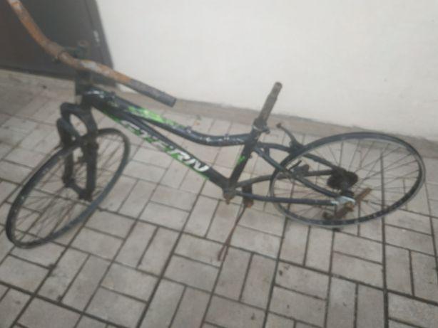 Велосипед на запчасти или под восстановления