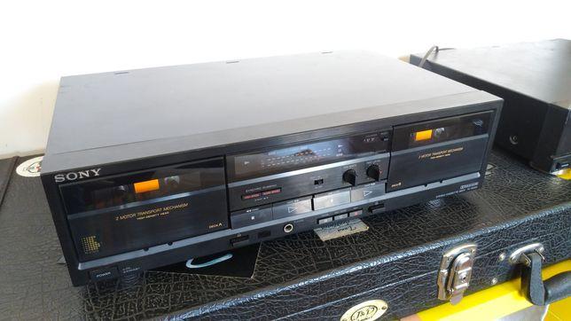 Sony TC-W320 leitor cassete