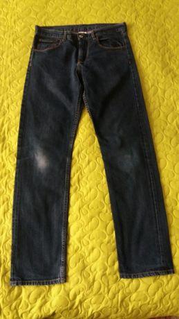 Spodnie jeans slim dla chłopca rozm.164