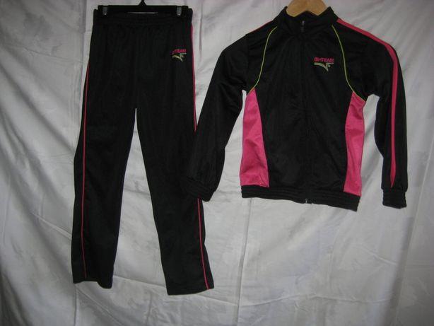 Спортивный костюм GirlTeam Германия на 122-128 рост 7-8 лет.. Кофта :