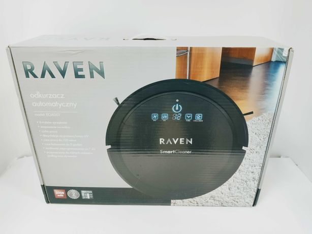 Odkurzacz Automatyczny Raven EOA001 Komplet