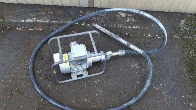 Wibrator pograzalny do betonu