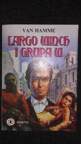 Van Hamme-Largo Winch i grupa w