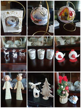 Dekoracje świąteczne całość z przesyłką