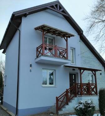 Kompleksowe docieplanie domów, tynki strukturalne, renowacja elewacji