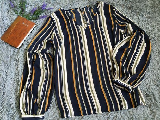 Шикарная шифоновая блузка Primark