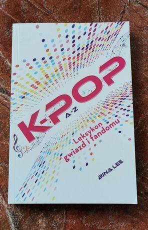 Ksiazka k-pop a-z