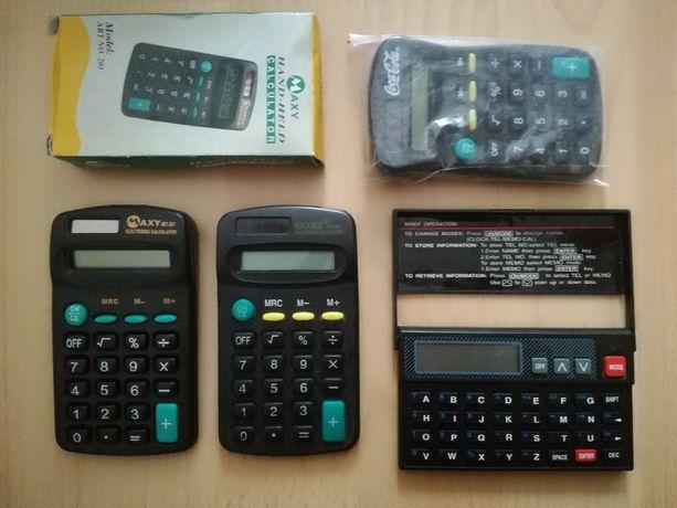 Kalkulatory elektroniczne kieszonkowe