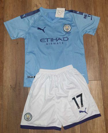 Strój Piłk. Manchester City De Bruyne Roz. 122, 128,134,140,146,152