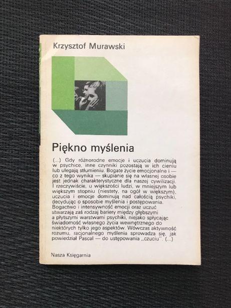 Piękno myślenia | Krzysztof Murawski