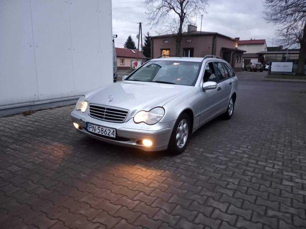 Mercedes w203 c180 kompresor kombi bez 2003r