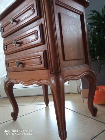 Antyk szafka drewniana