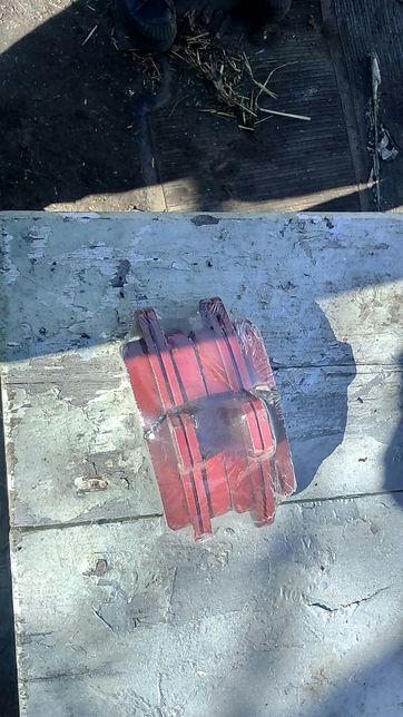 Продам тормозные колодки ФОРД или обмен на бензин диз.топливо