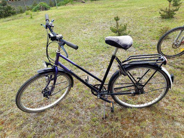 Rower używany Damka