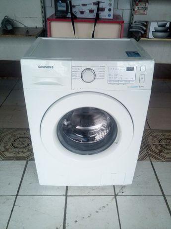 Samsung пральна машинка автомат на 6 кг б.у з Європи