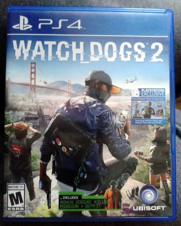 Watch Dogs 2 PL. - PS4